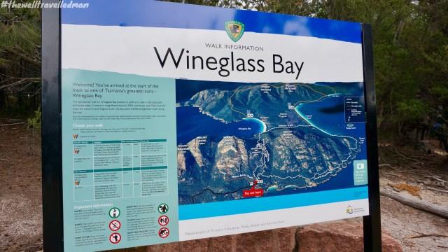 thewelltravelledman wineglass bay tasmania