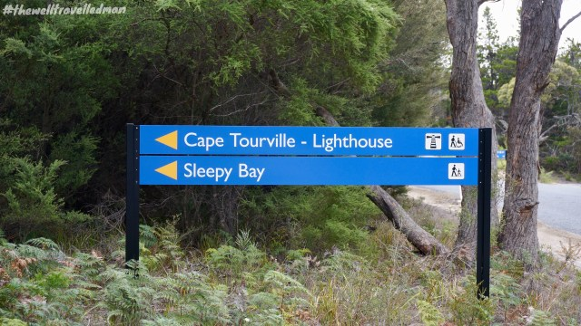 thewelltravelledman sleepy bay freycinet national park tasmania