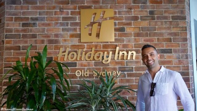 thewelltravelledman holiday inn old sydney australia the rocks