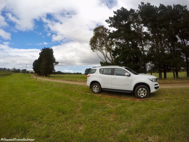 thewelltravelledman hertz hiring a car in tasmania.