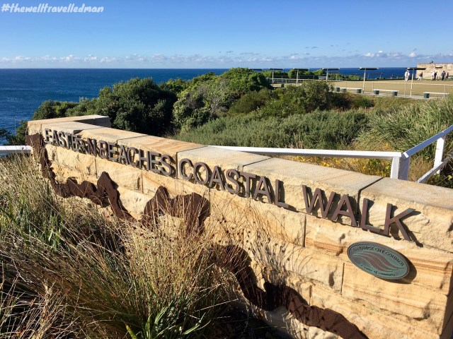 thewelltravelledman bondi to coogee coastal walk