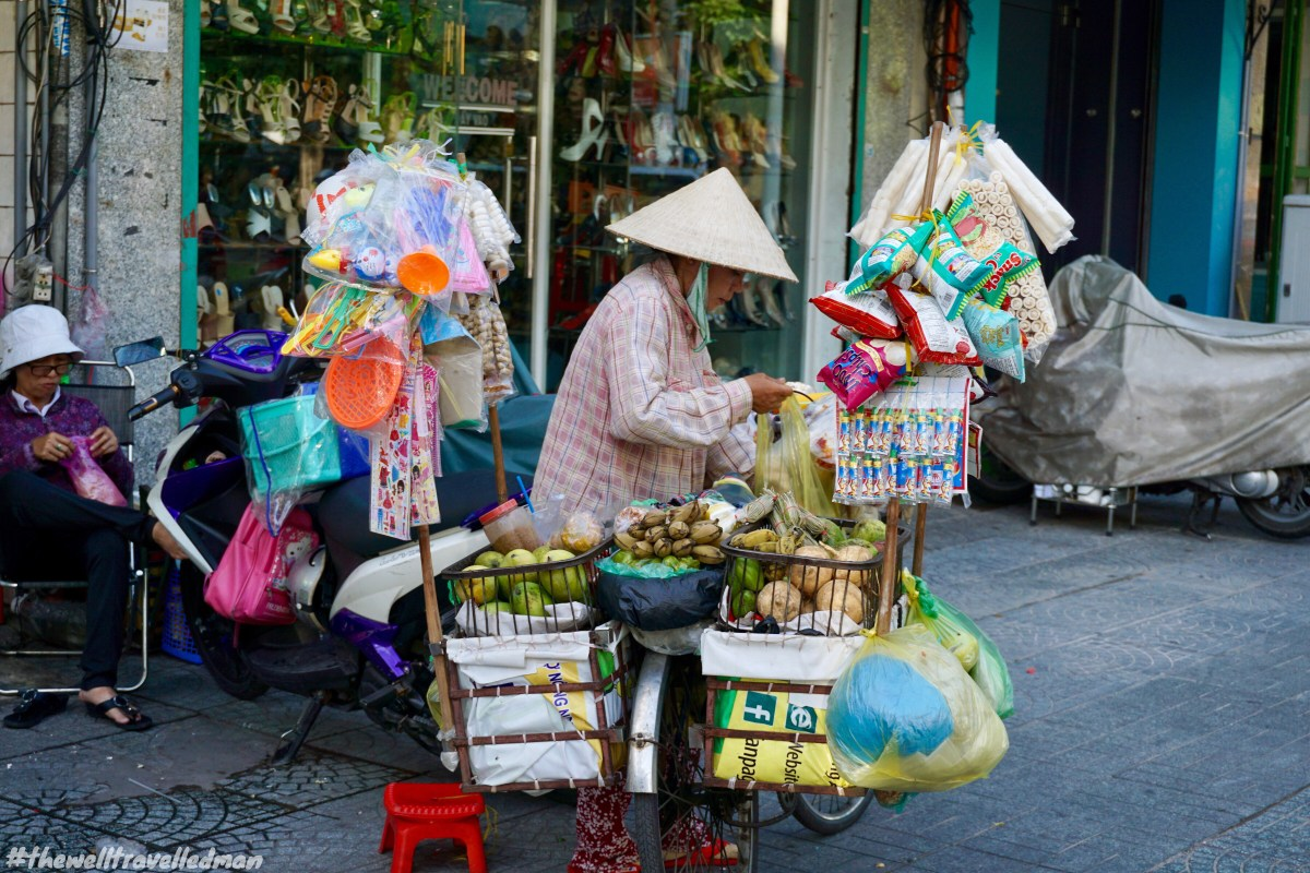 5 days in Ho Chi Minh City (including the Mekong Delta), Vietnam