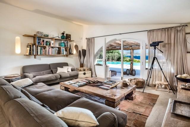 Sardinia houses