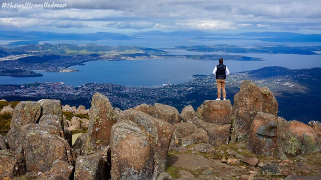thewelltravelledman visiting Hobart in 24 hours