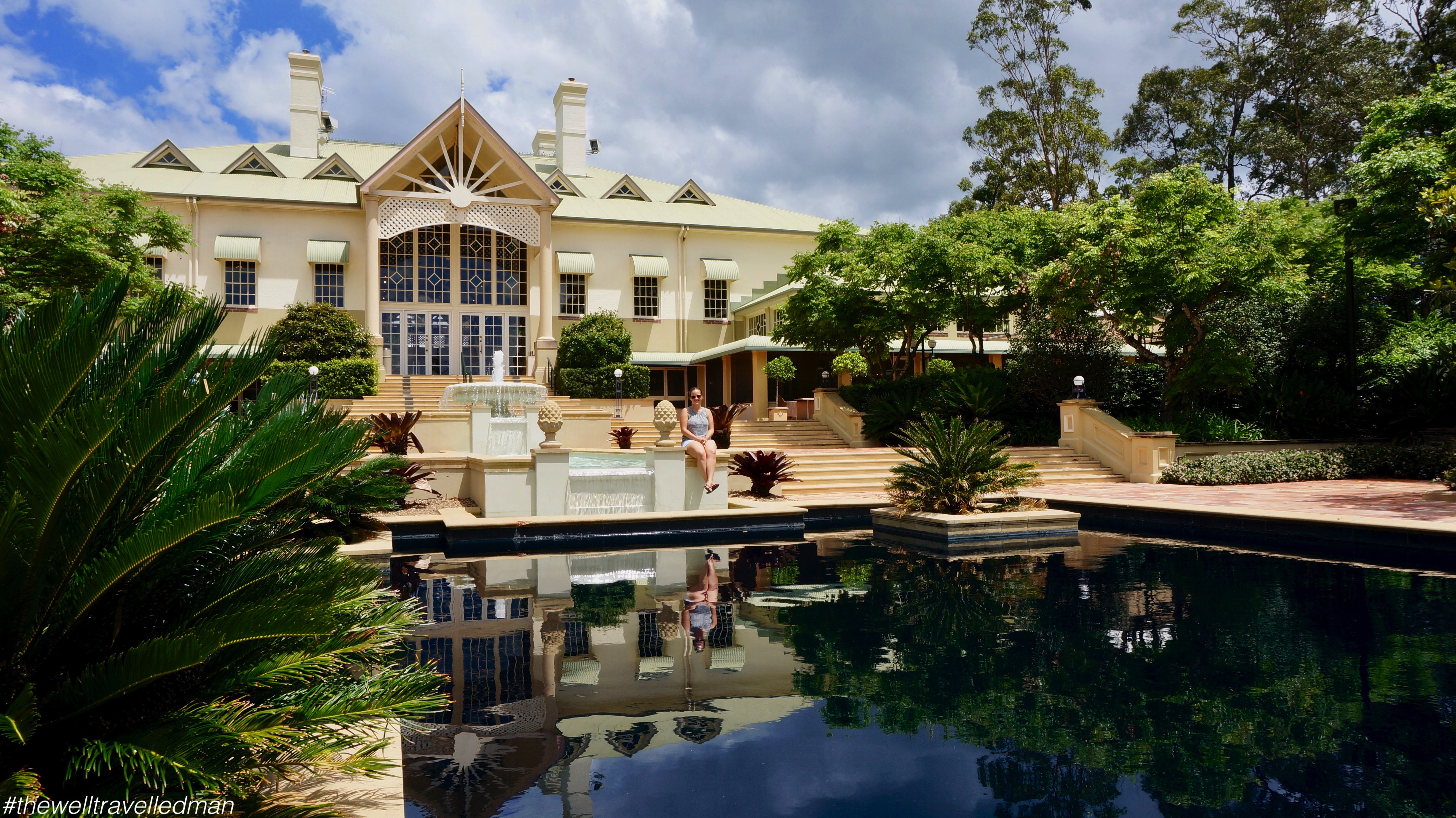 Hotel Review Intercontinental Sanctuary Cove The Well Travelled