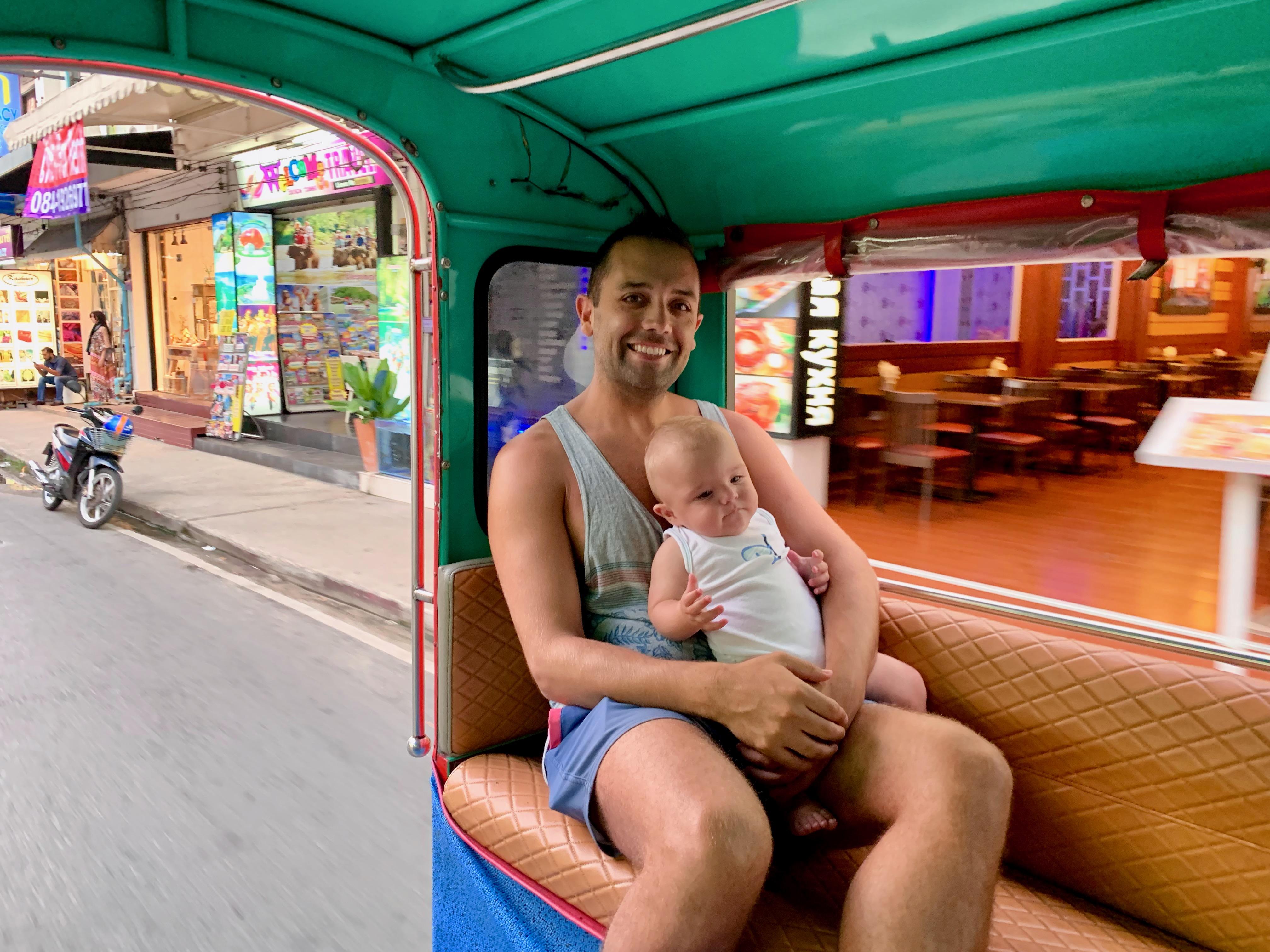 thewelltravelledfamily Karon beach Phuket