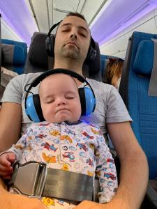 thewelltravelledfamily travelling with an infant to one year old