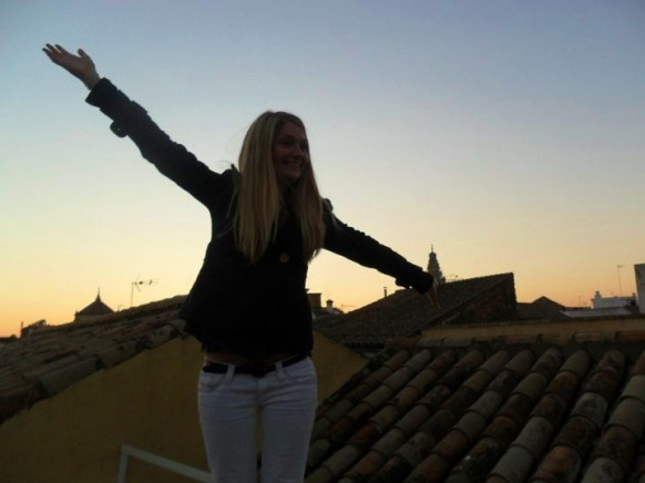 Cordoba's rooftops