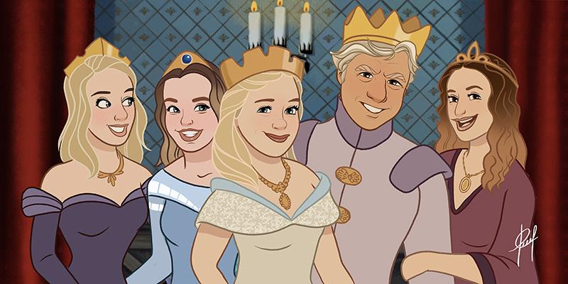 Royal Family (4)