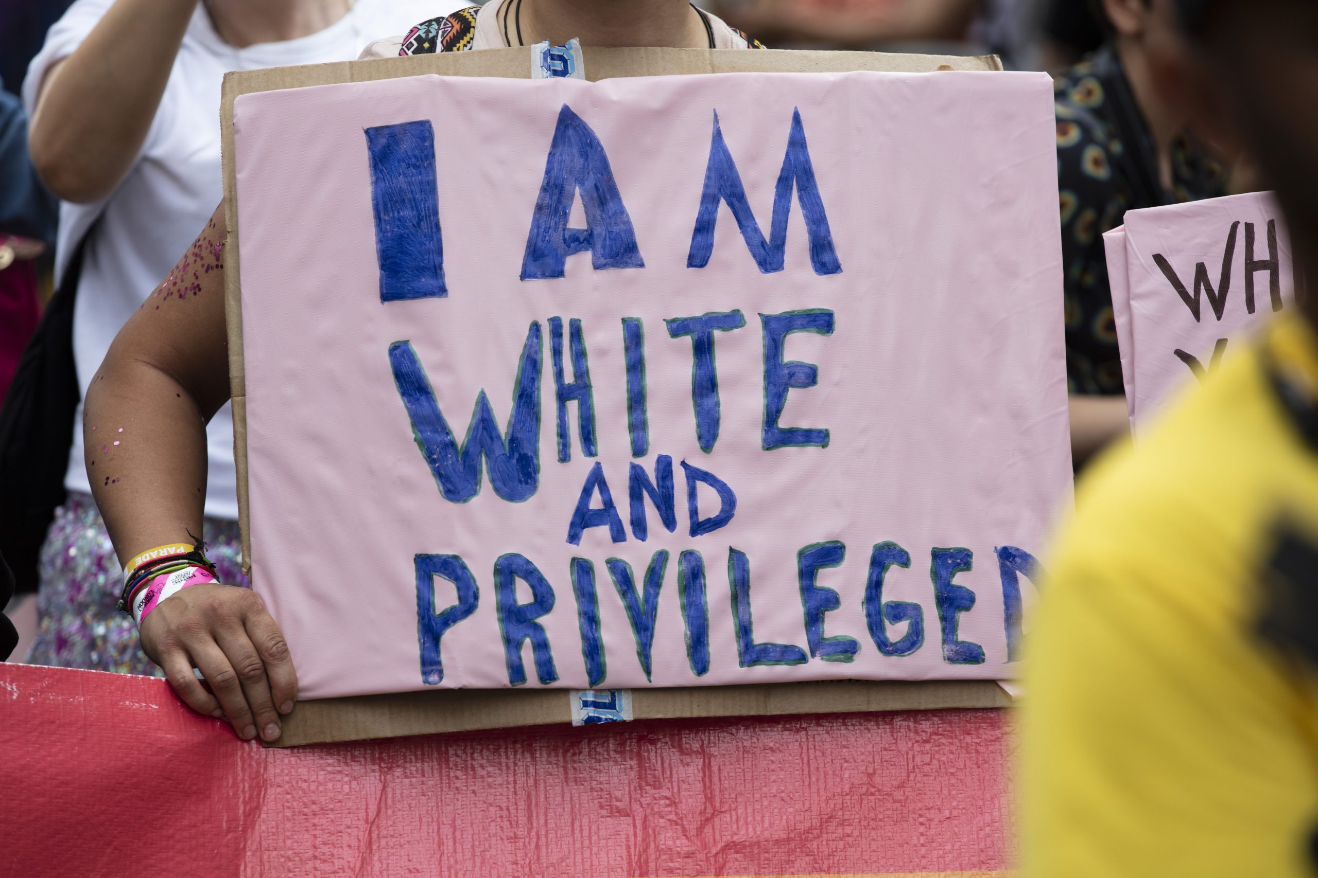 White Privilege Exists: A Privileged White Woman's Perspective