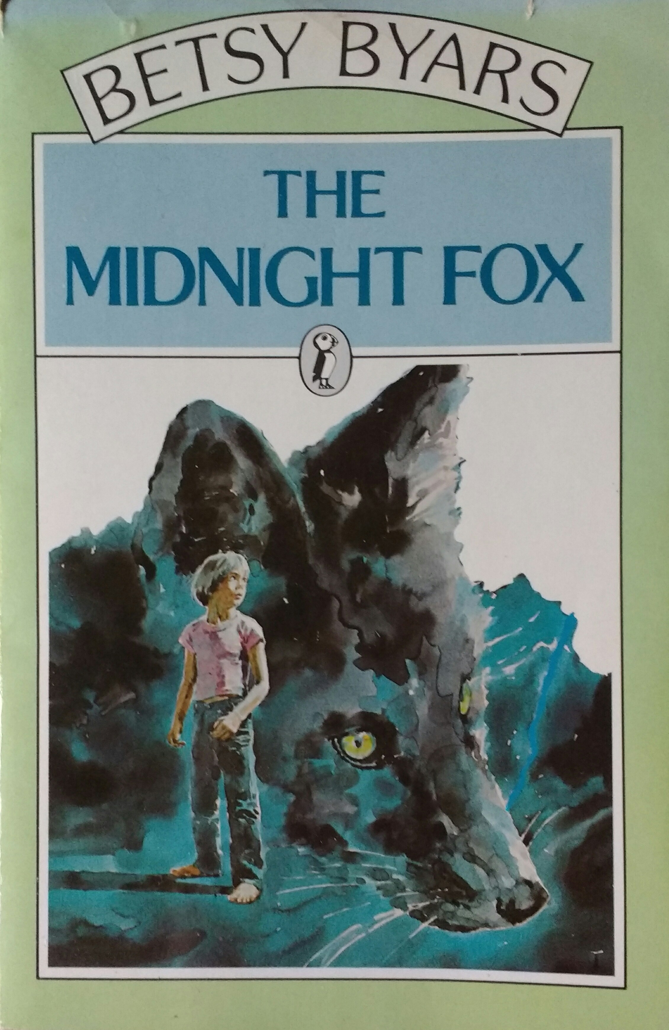 The Midnight Fox Betsy Byars The Western Corner Of The