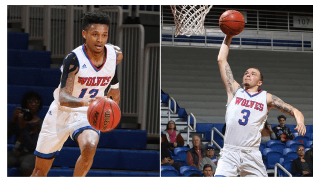 UWG Basketball Players Win Gulf South Conference Accolade