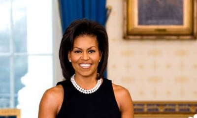 Michelle Obama promotes girls education in Vietnam