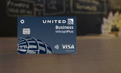 Chase United Business Card News