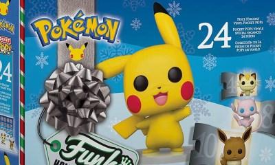 Buy Pokemon Funko Pop Advent