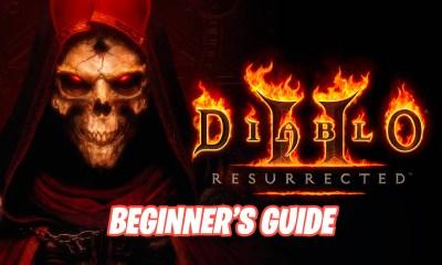 Diablo 2 Resurrected- Beginner's guide