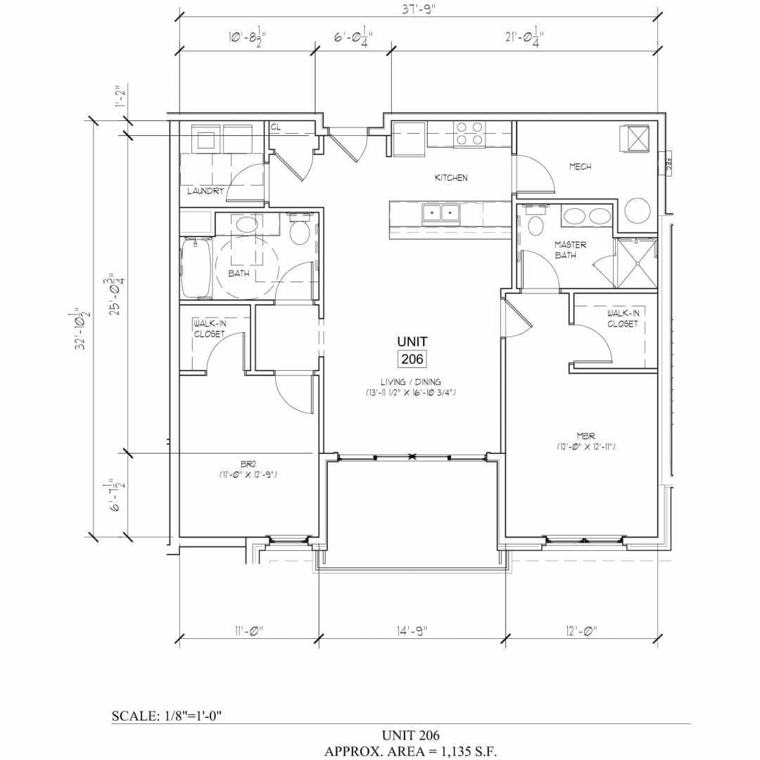 Unit_206_plan