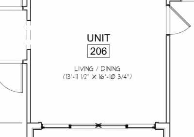 Residence 206
