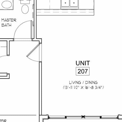 Residence 207