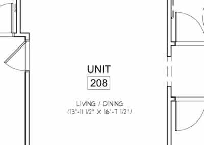 Residence 208