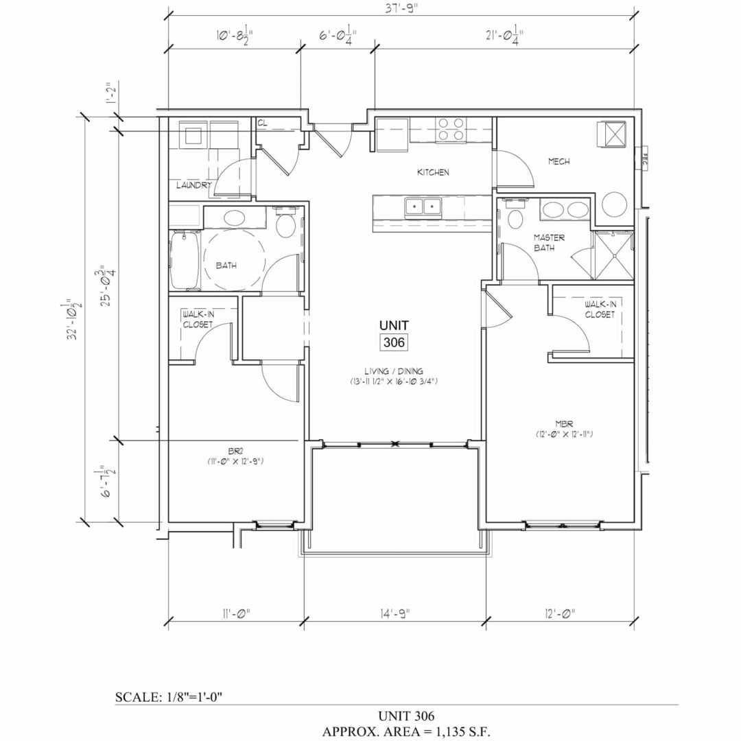 Unit_306_plan
