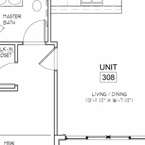 Residence 308