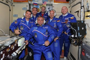 International Space Station's Expedition 40 crew returns to Earth