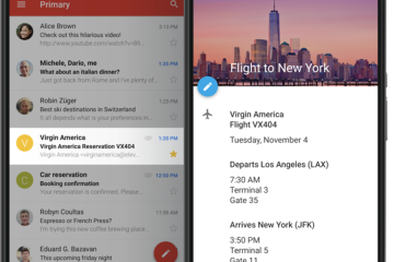 google new look calendar app for android