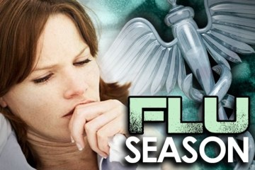 The flu season is arriving much earlier this year