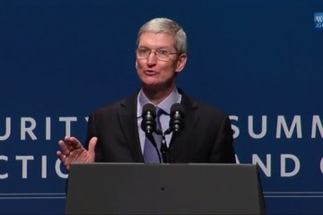 Tim Cook White House Summit on Cybersecurity and Consumer Protection