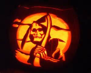 death pumpkin