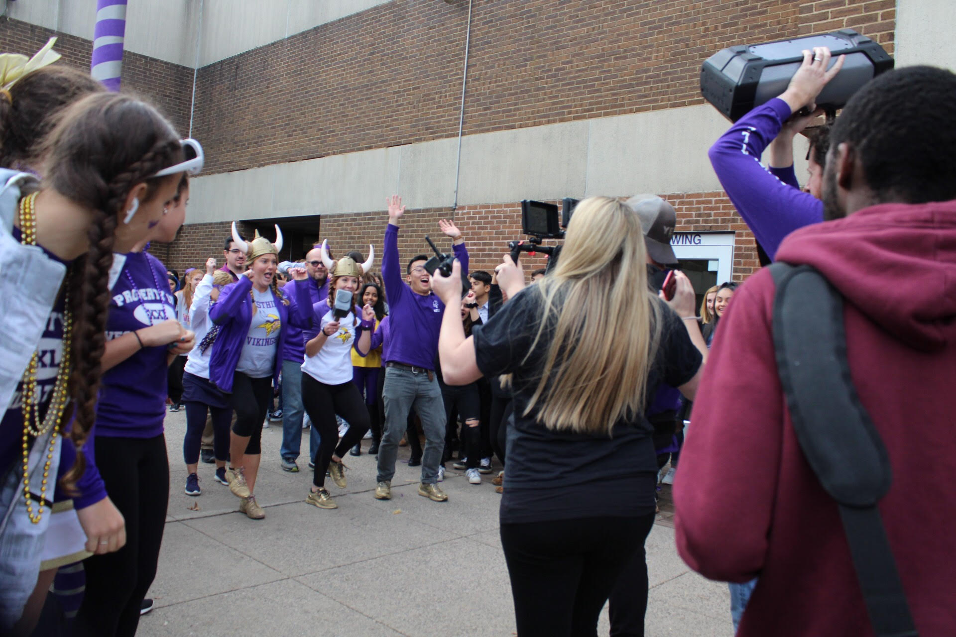 Image for Have you been in a lip dub?