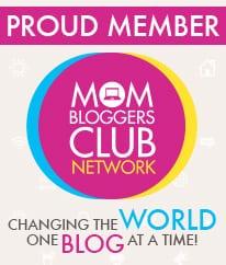 Mom blog badge