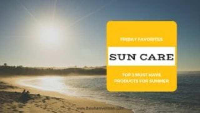 SAFE SUN