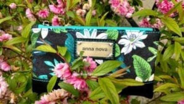 Anna Nova Spring Awakening Pouch