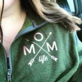 Momlife pullover