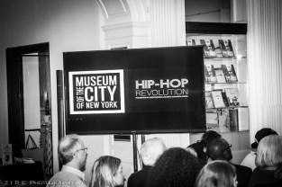 Hip-Hop Revolution Exhibition