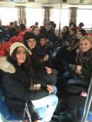 Bus ride from Sorrento to Capri