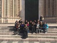 At the Duomo di Orvieto