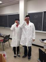 The Forensics duo!