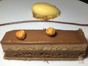 Gianduja Chocolate Bar