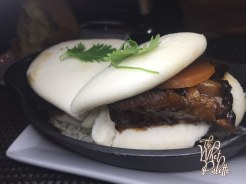 Short Rib Steamed Buns