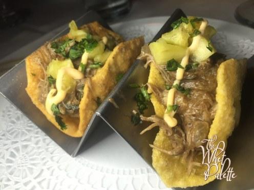 Duck Confit Tacos