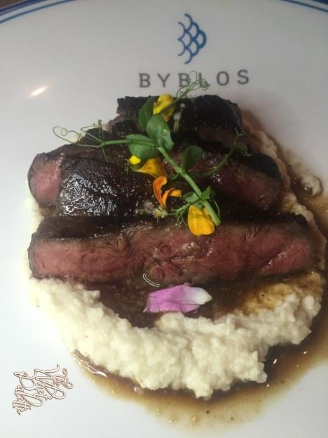 Wagyu Flat Iron Steak