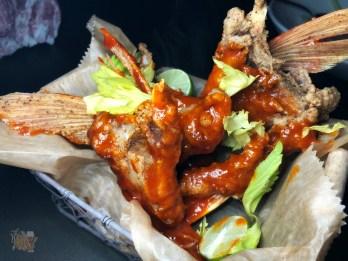 Buffalo Fish Wings