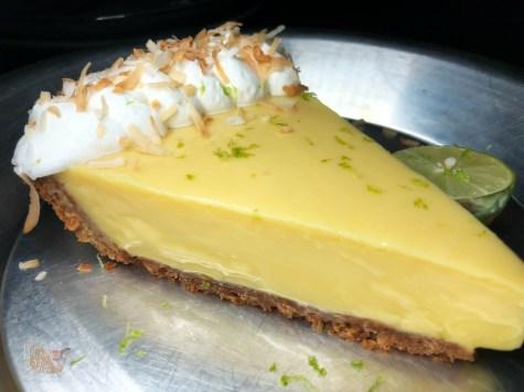 Sticky Meyer Lemon Cake