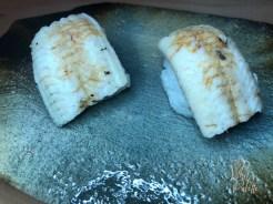 UNAGI roasted and steamed freshwater eel with shoyu and himalayan salt