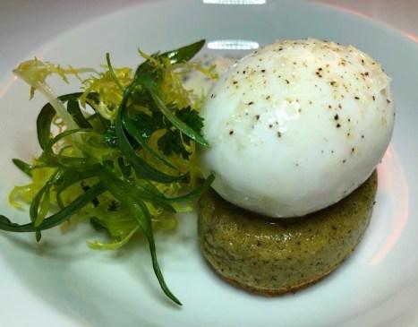 Warm Soft Boiled Hen Egg + Regiis Ova Ossetia Caviar