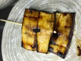 Robatayaki Miso Eggplant ($5)