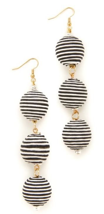 bauble striped - shopbop